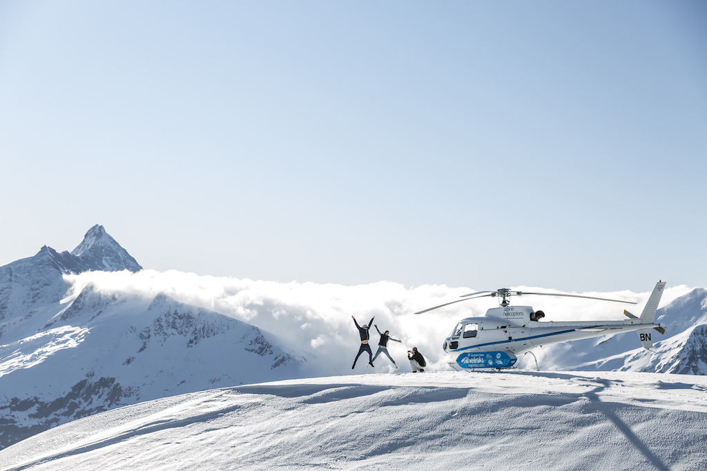 Image: Alpine Helicopters