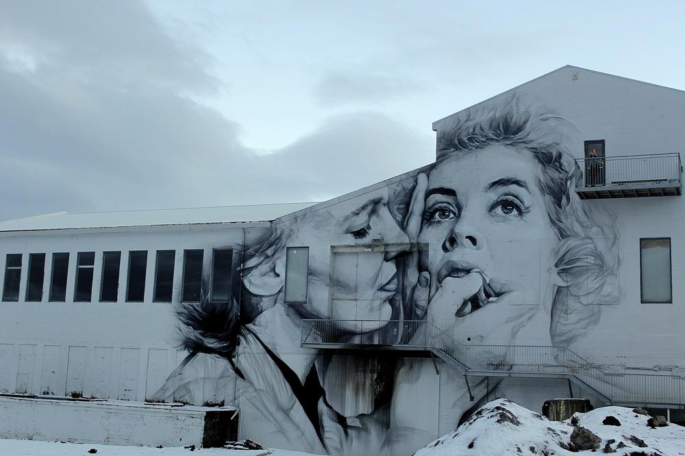 @ Street Art, Rejkyavik, Icelande