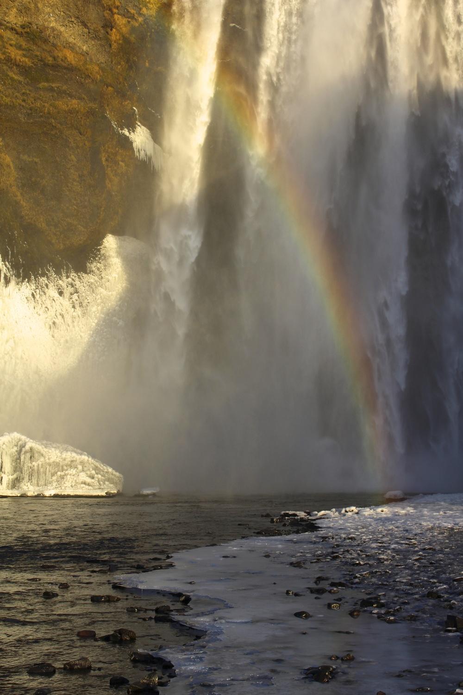 @ Cascade en Icelande