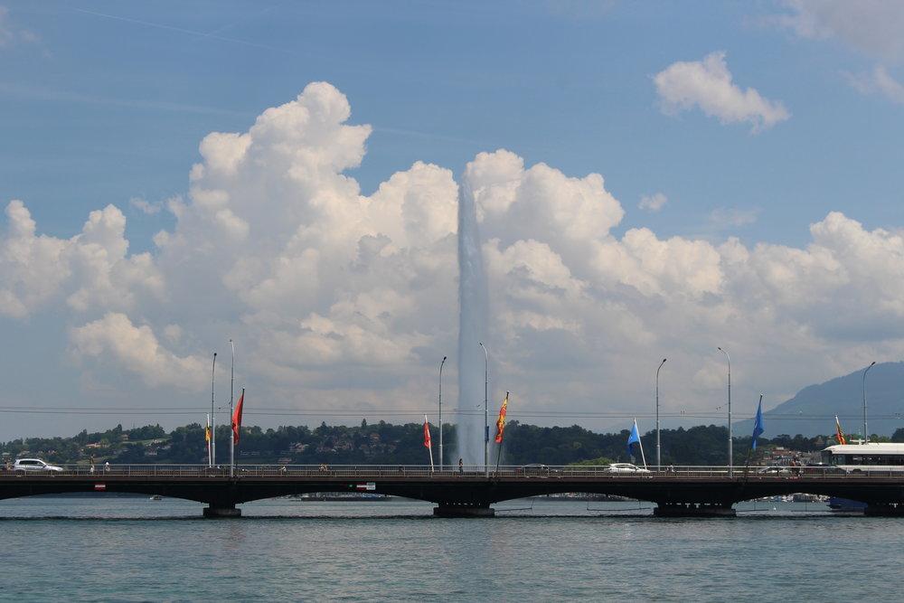 La belle Genève