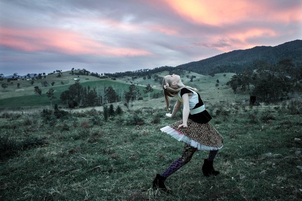 Farm Girl 01