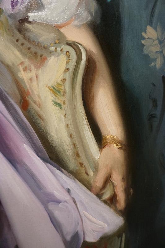 John Singer Sargent - detail