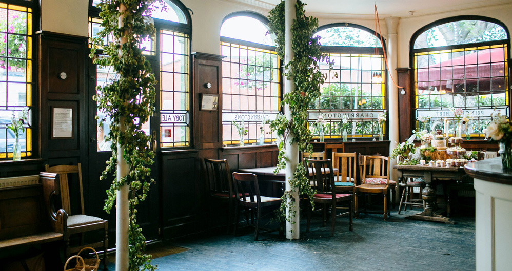 Prince Albert Pub Camden -