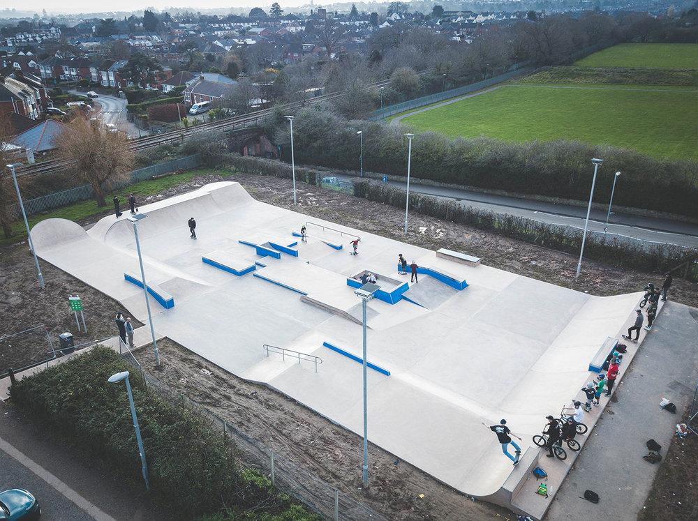 Exeter Skatepark
