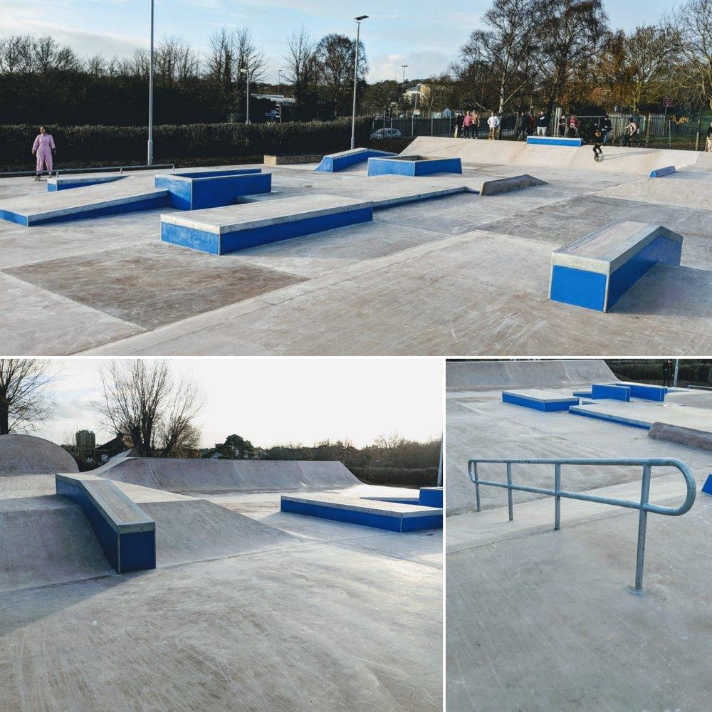 Exeter Arena Skatepark