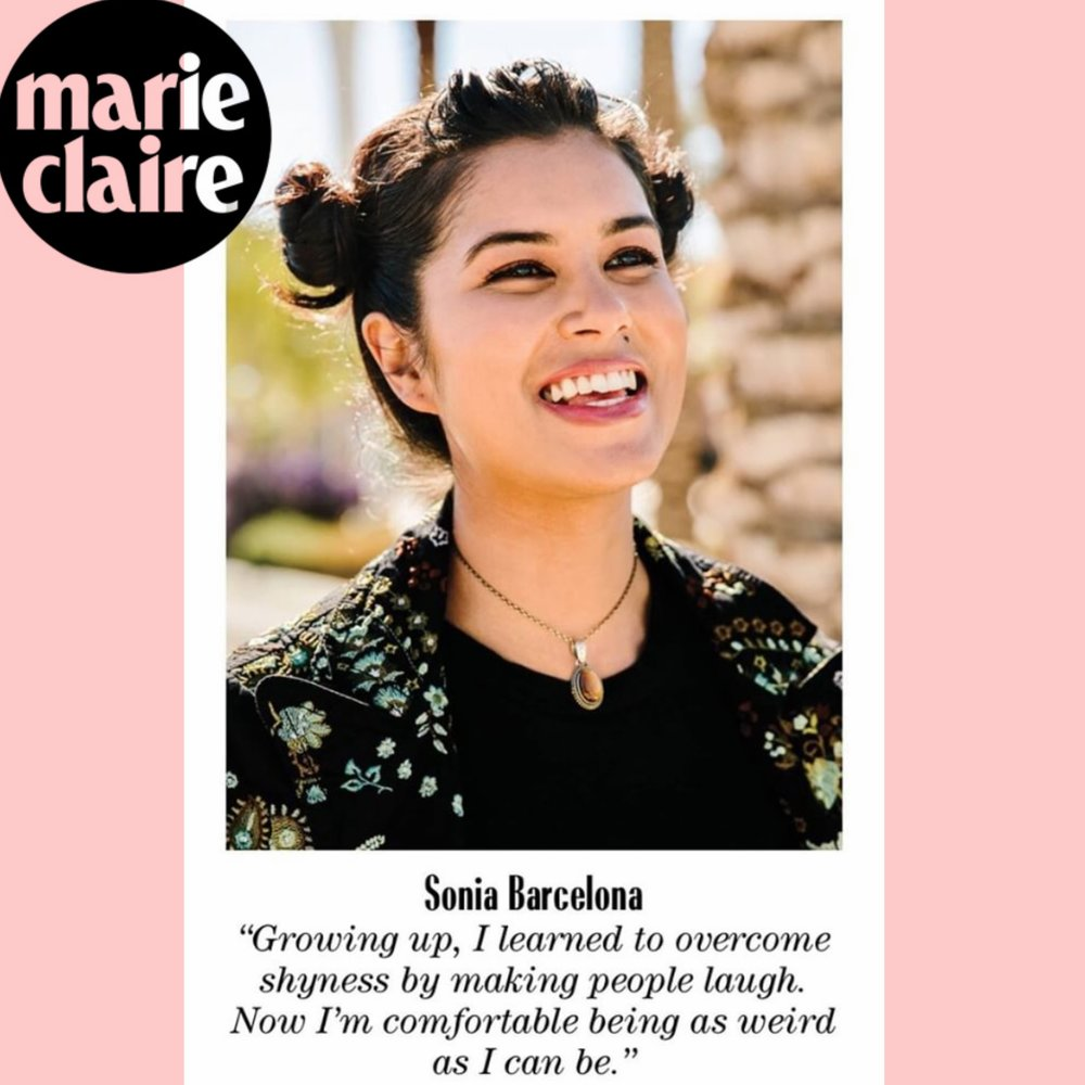 Marie Claire - Feb 2019 Issue