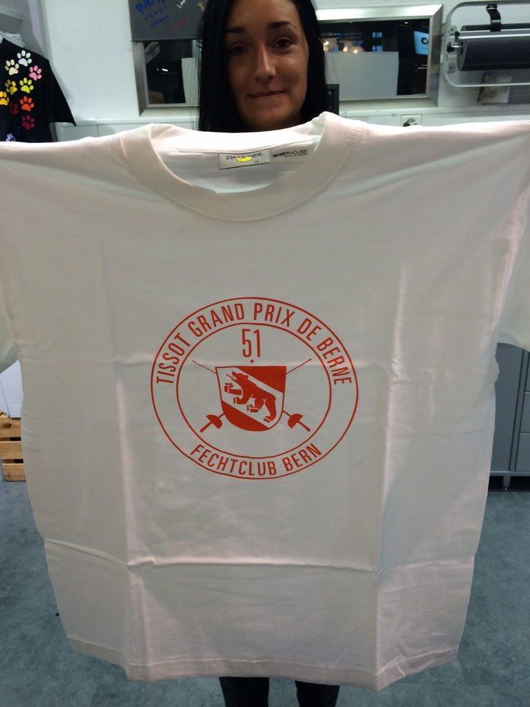 Es ist Kult, das GP-de-Berne-T-Shirt - und für einen Sponsoringbeitrag von 100 Franken gehört es dir!
