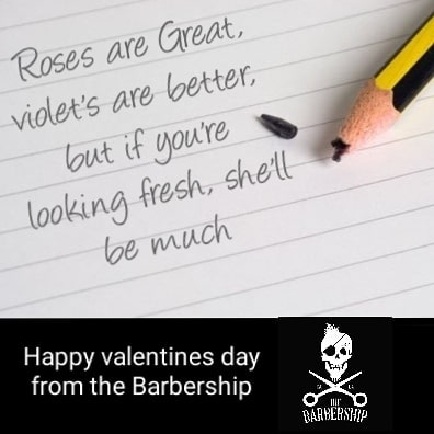 Happier? 😉 Get fresh for valentines or drop a not so subtle hint for gift packs or gift vouchers