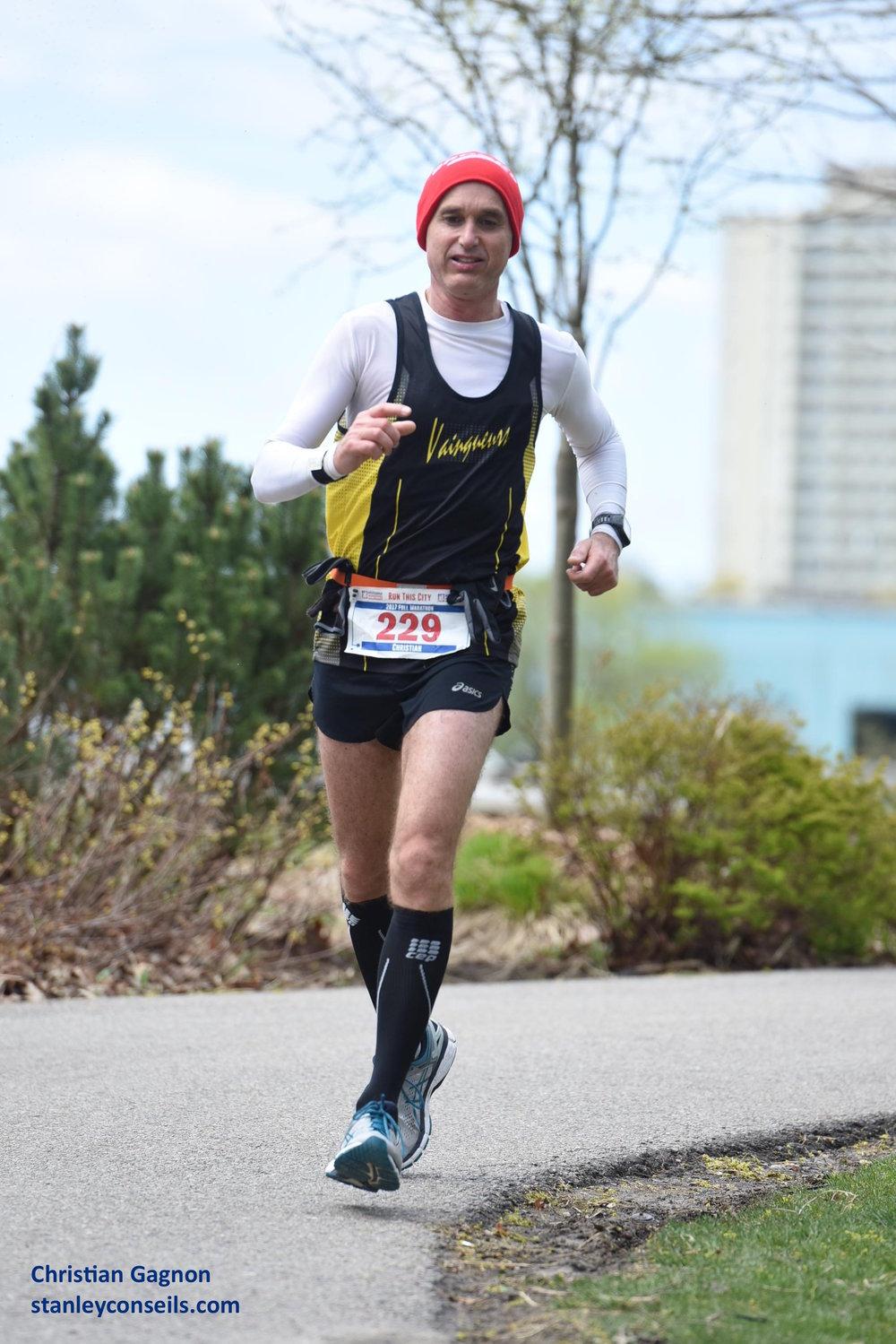 Marathon de Mississauga
