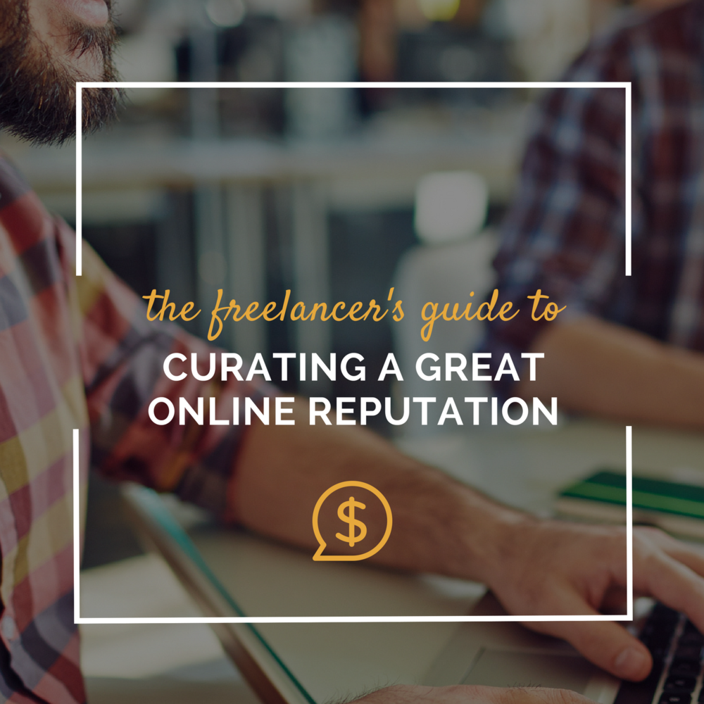 how to curate a great online reputation
