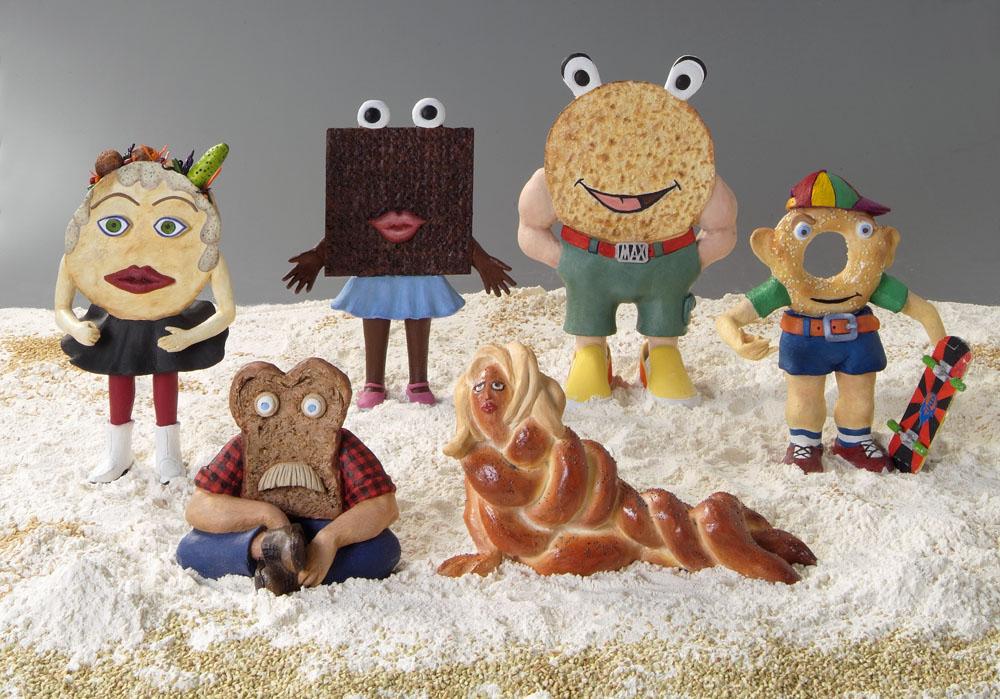 JHM Kindermuseum 2006 Broodfamilie door Ram Katzir