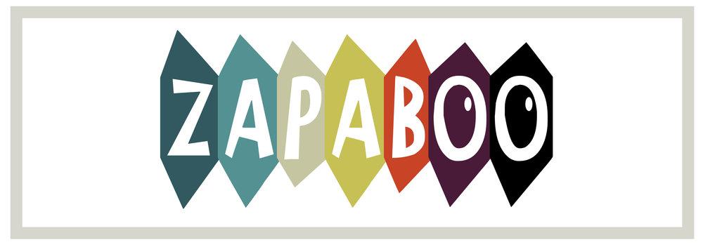 zapaboo diseño de marca de +b masbe