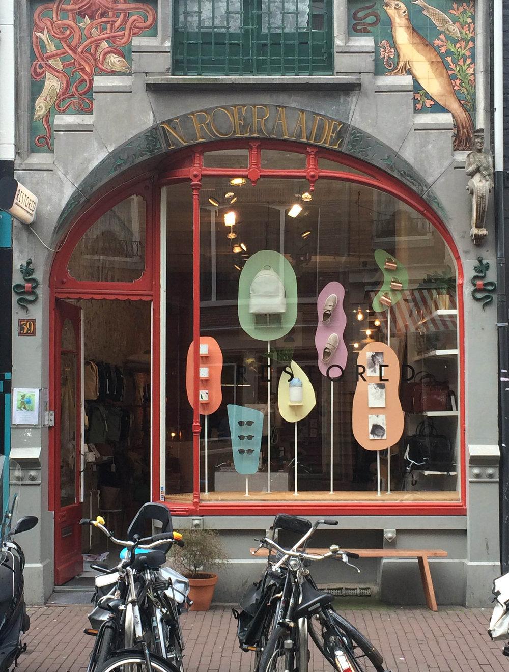 Restored - Amsterdam