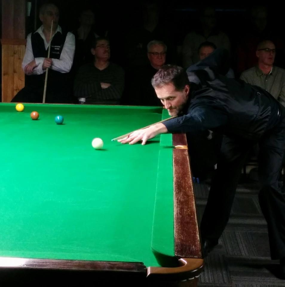 Alain Robidoux... classé dans les meilleurs joueurs au monde