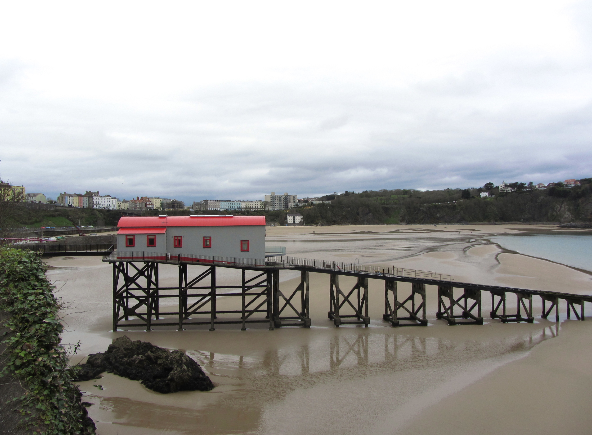 Boat House Tenby