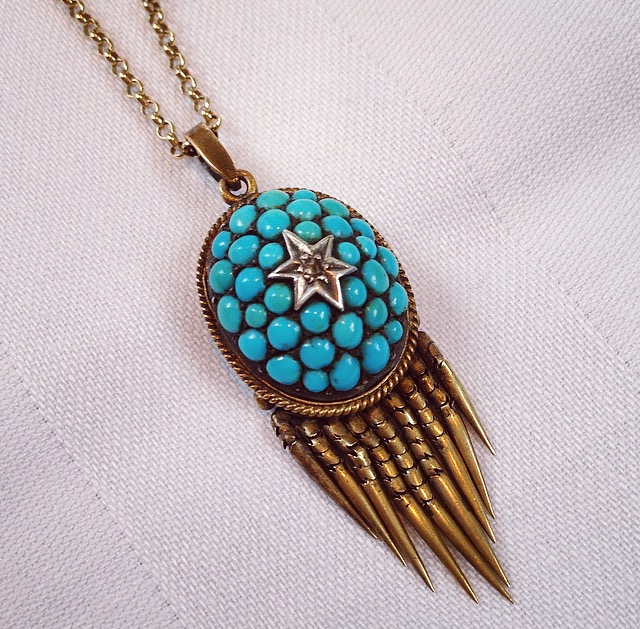One of my favourite Victorian necklaces