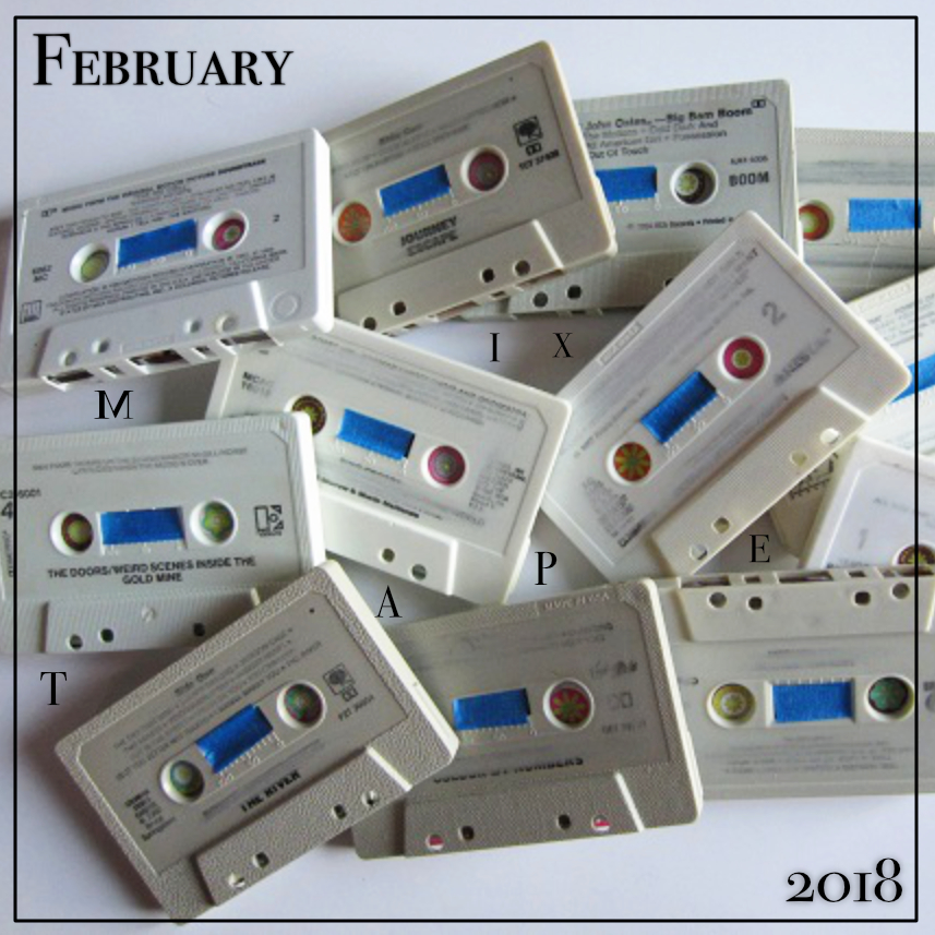 MixTape is here! - It might be only February in the calendar but my mind is already drifting towards the summertime. I have a good reason for that. And no, it's not the capricious weather we're experiencing now. It's the music festival season coming our way in a few months' time.