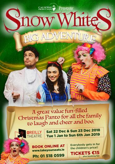 Snow White's Big Adventure - Causeway Productions