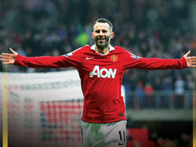 An evening with Ryan Giggs - Superstar Speakers