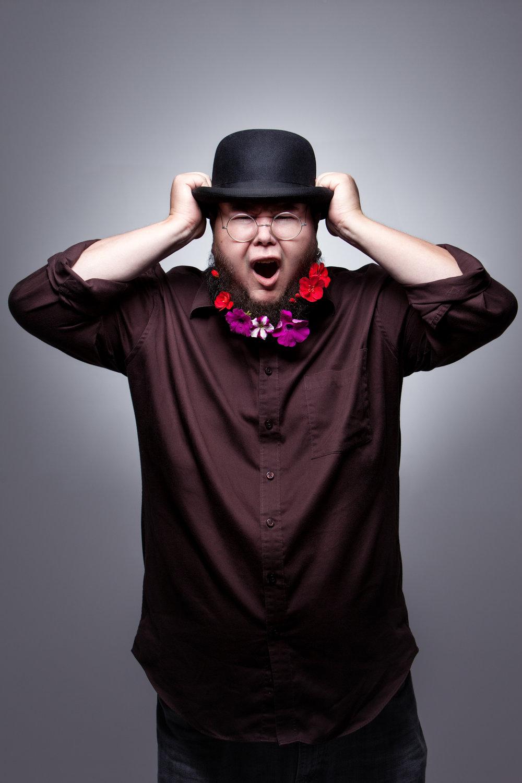 Shane Koyczan - #SpokenWord at the Pepper Canister Church