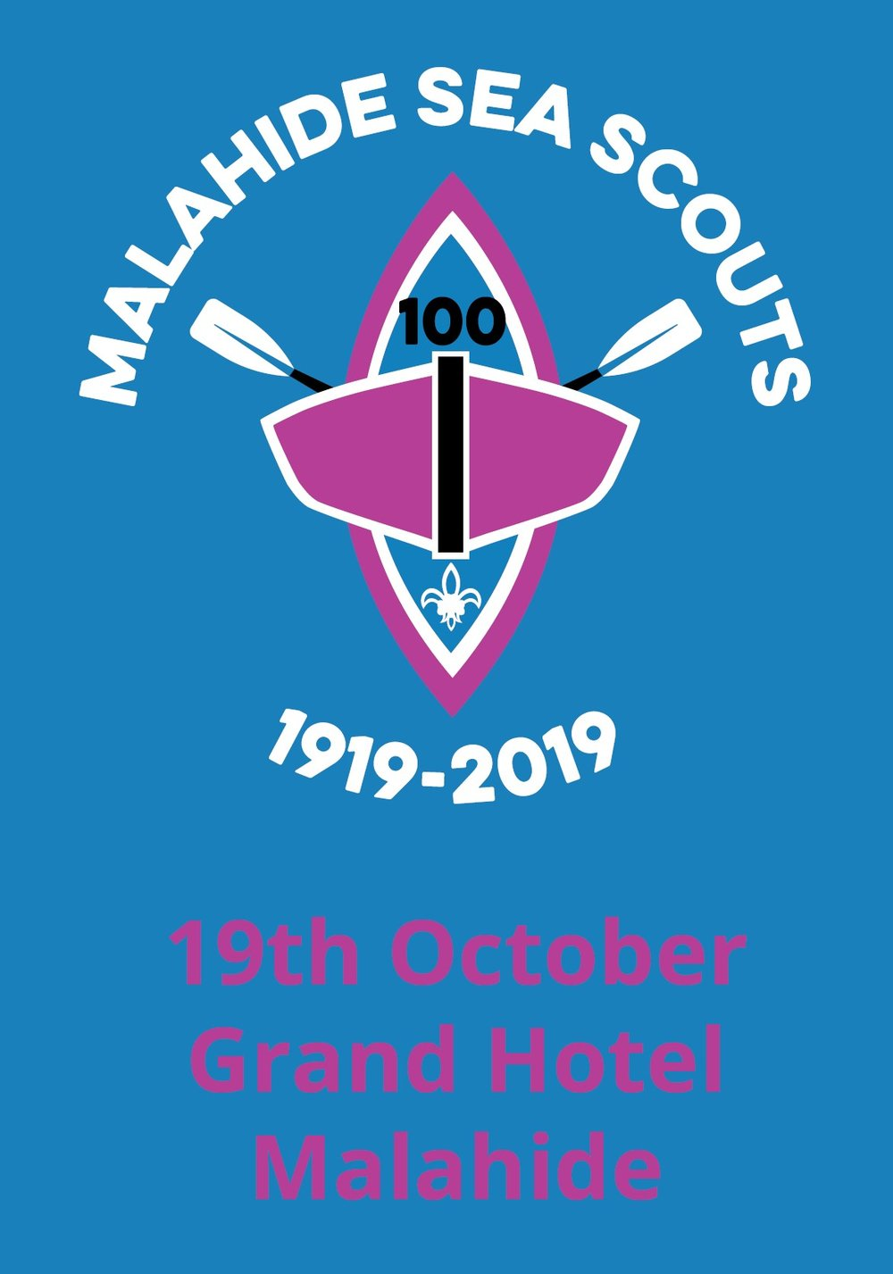 Malahide Sea Scouts Centenary Black Tie Ball -