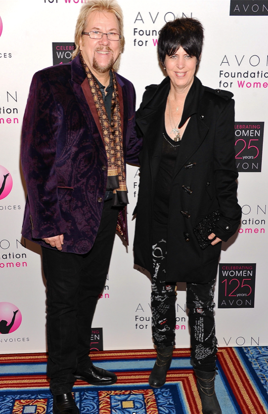 Avon Voices - with iconic songwriter Diane Warren in NYC