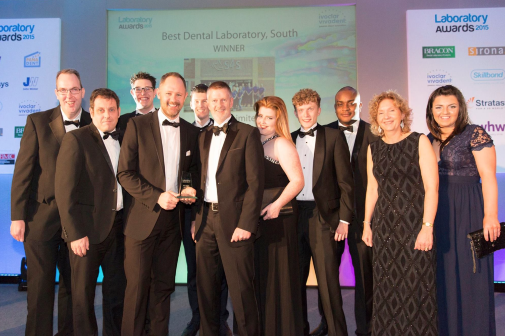 Best Orthodontic Laboratory 2015 - Highly Commended