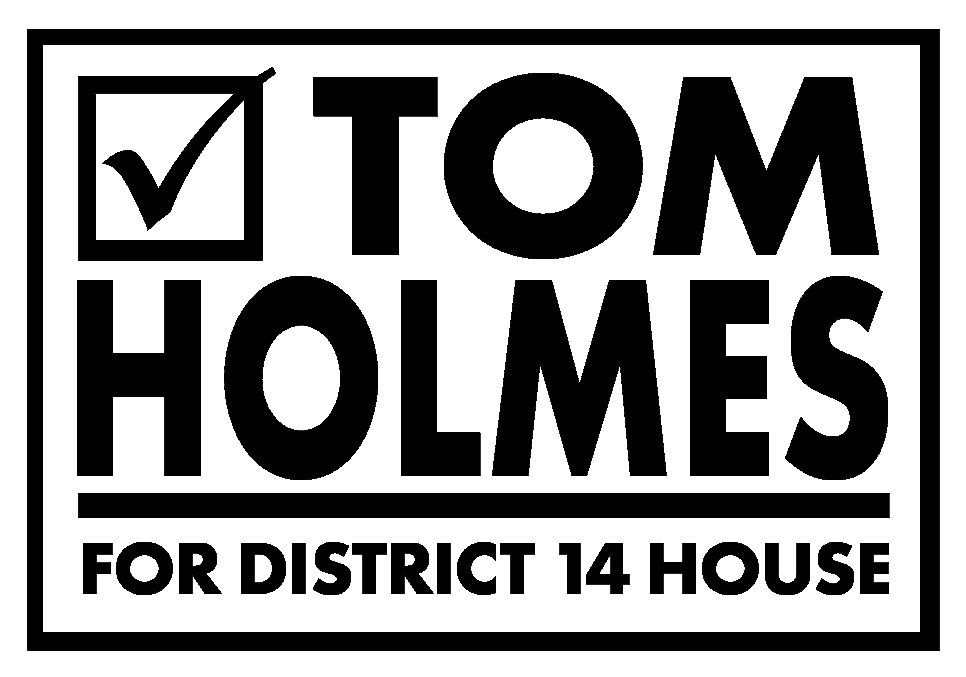 Tom Holmes Logo B&W.jpg