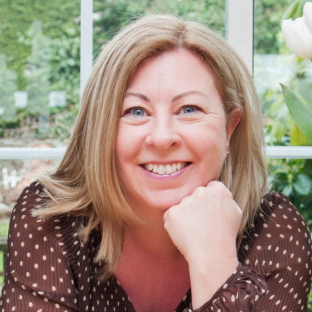 Jill Hughes - blueumbrella founder