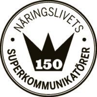 #29 i Resumés 150 superkommunikatörer 2016 #5 i kategorin   medier