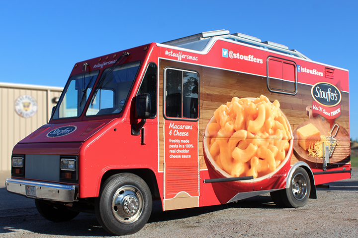Stouffer's Food Truck