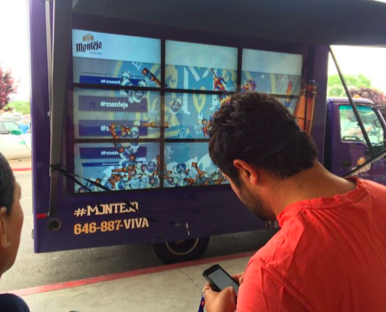 Montjo Interactive Digital Truck