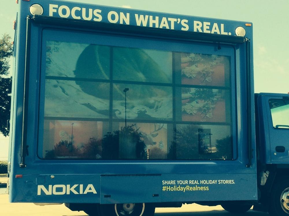 Nokia Digital Truck