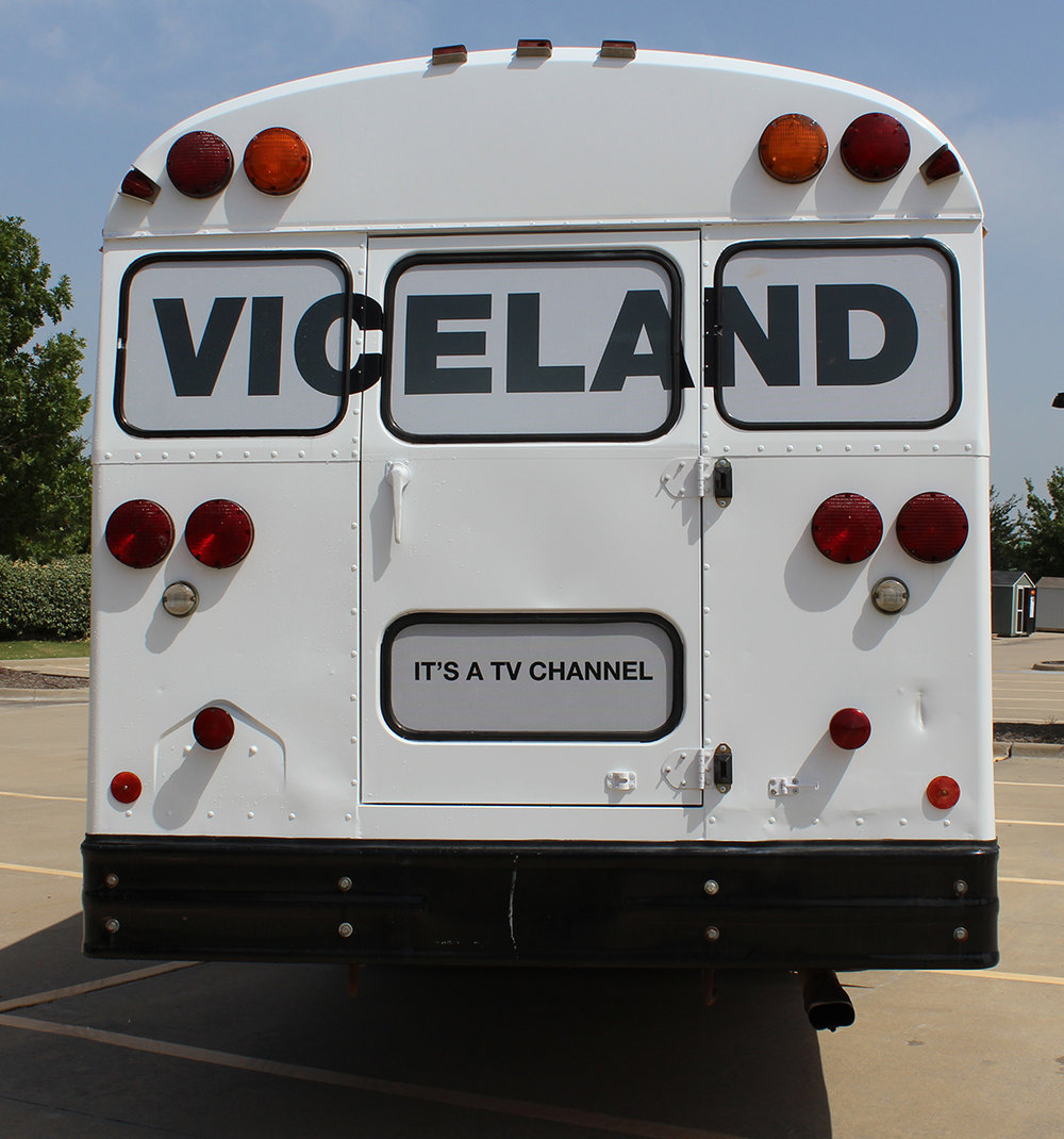 Viceland School Bus