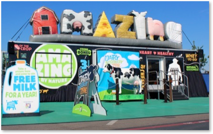 Dairy Exhibit Trailer