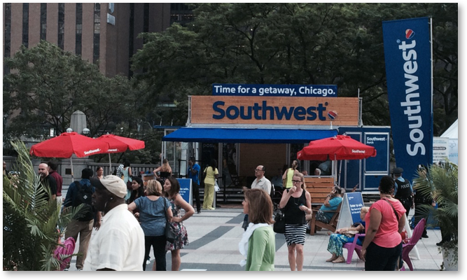 Southwest Popup Shop Trailer