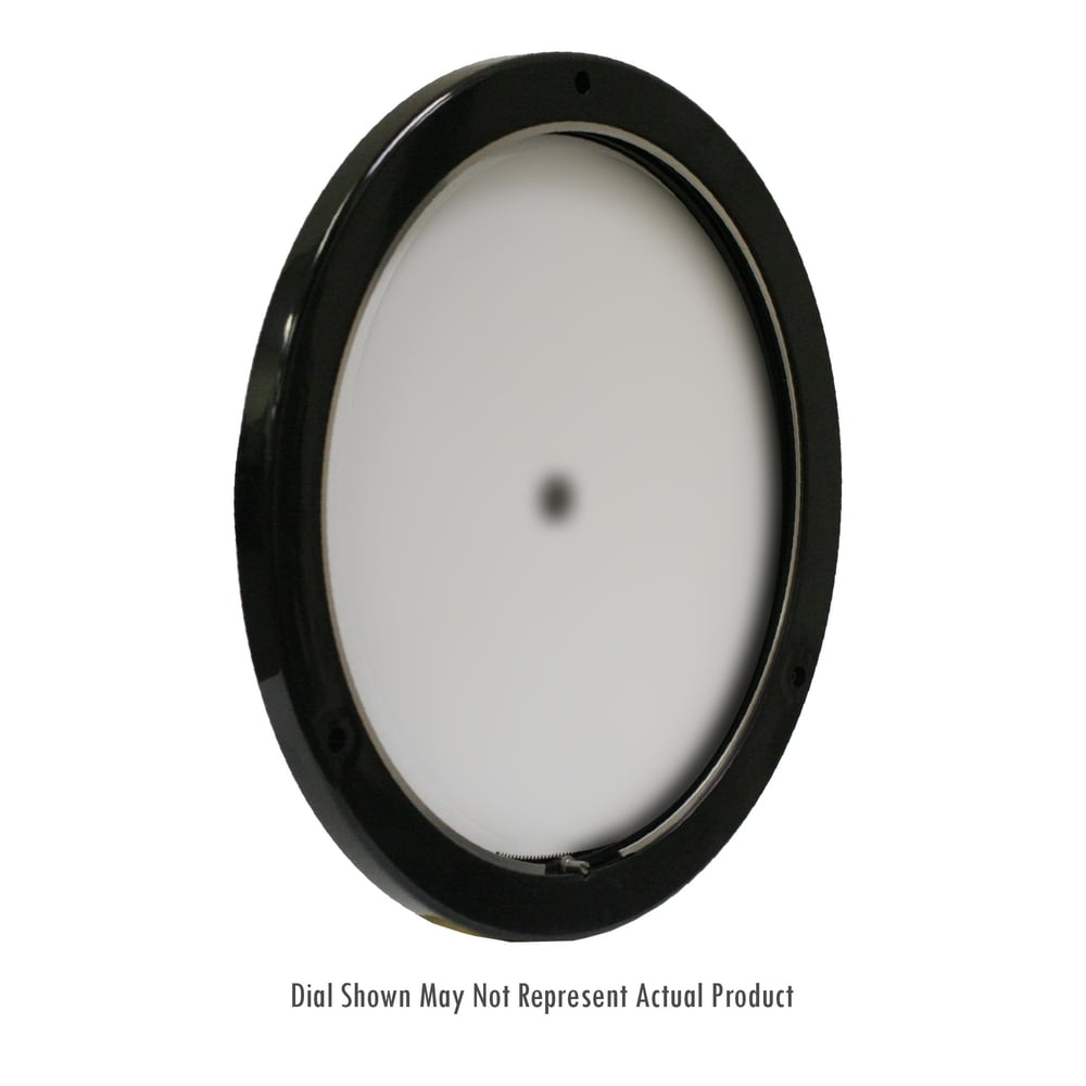8.5 Inch Black