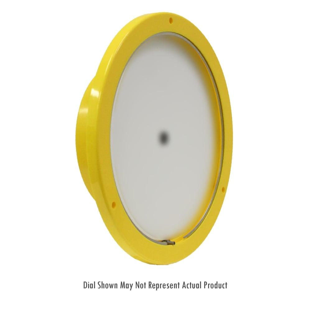 8.5 Inch Yellow
