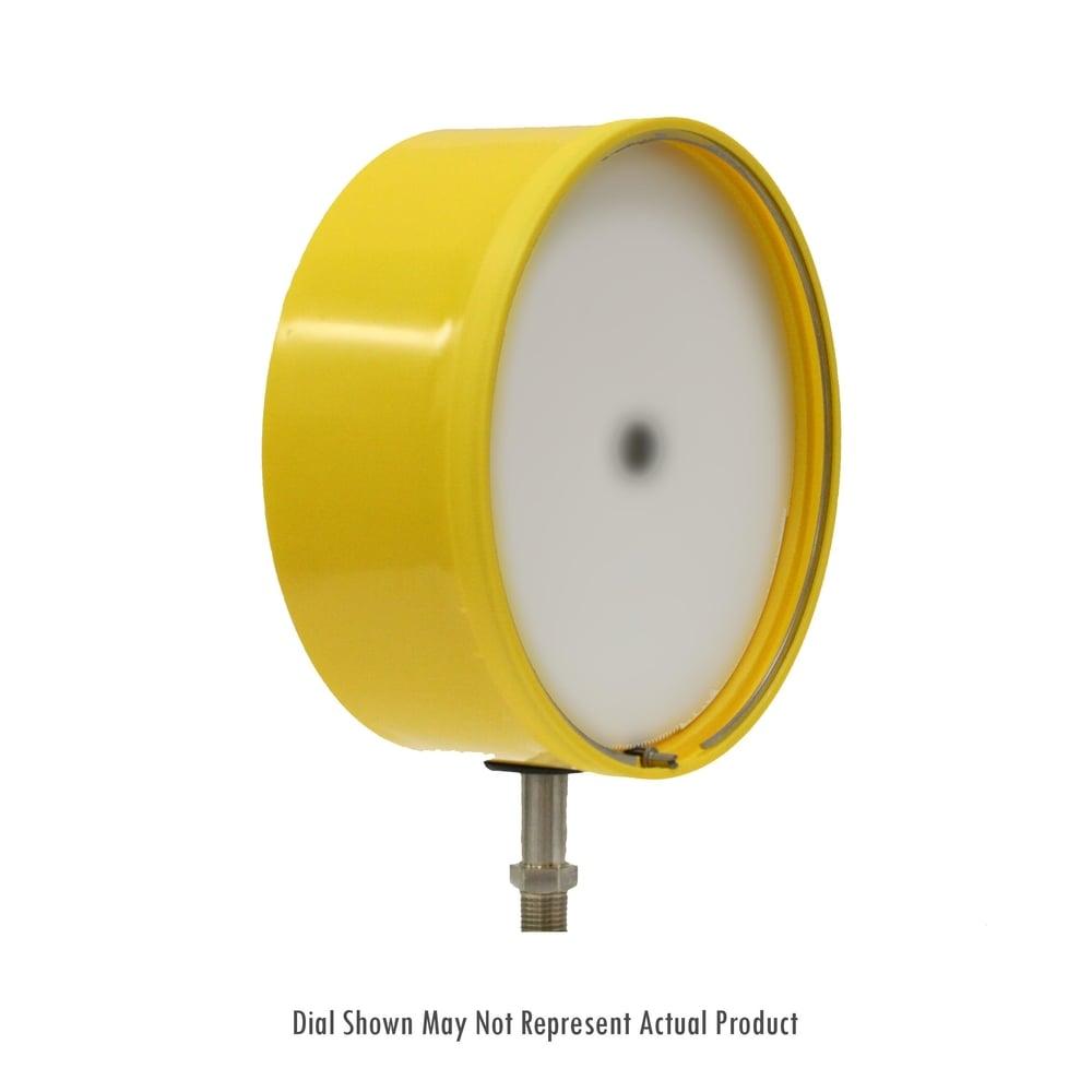 6 Inch Yellow