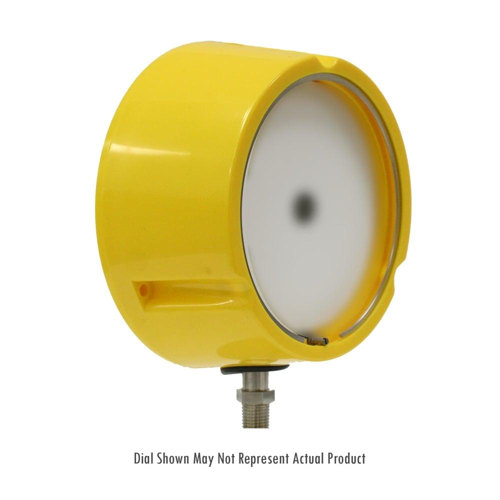 4.5 Inch Yellow