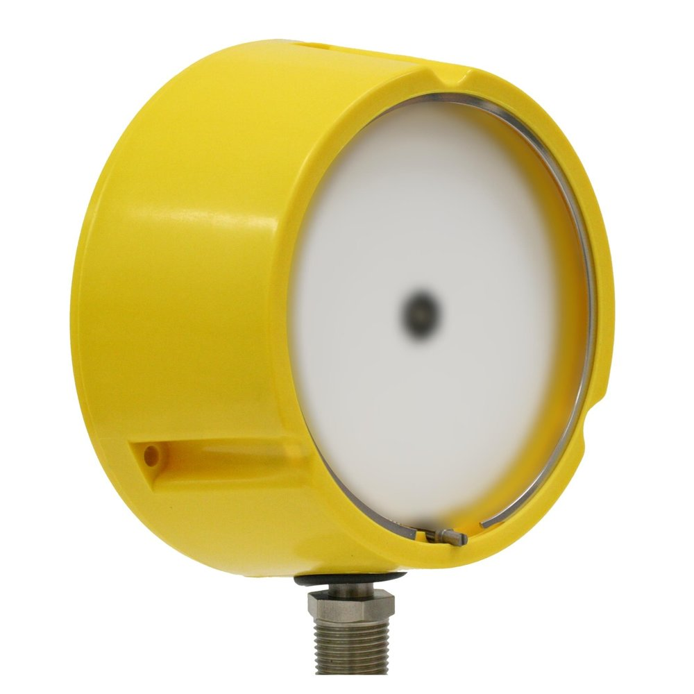 4.5 Inch High-Temp Yellow