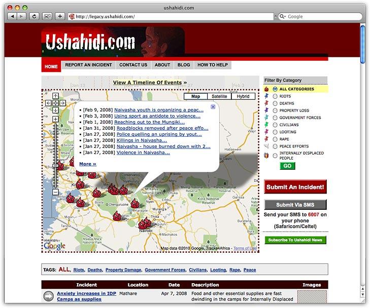 Ushahidi.com