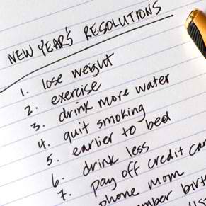 JANUARY new_years_resolutions