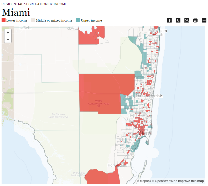 Segregation Miami