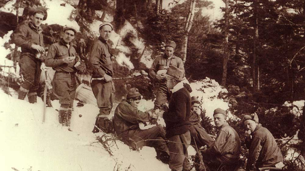 Nature's New Deal: The Enduring Impact of the Civilian Conservation Corps on New England skiing.