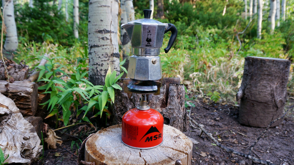 The Best Camping Coffee Maker May be Hiding in Your Pantry.