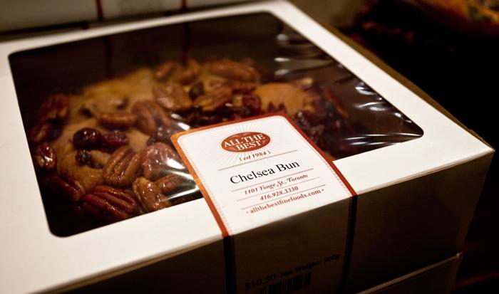 all the best chelsea bun