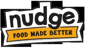 nudge logo design