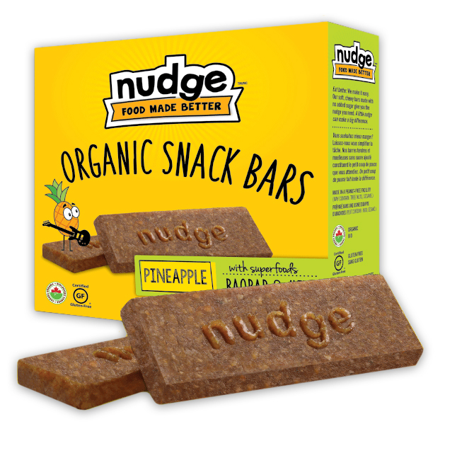 Nudge packaging design