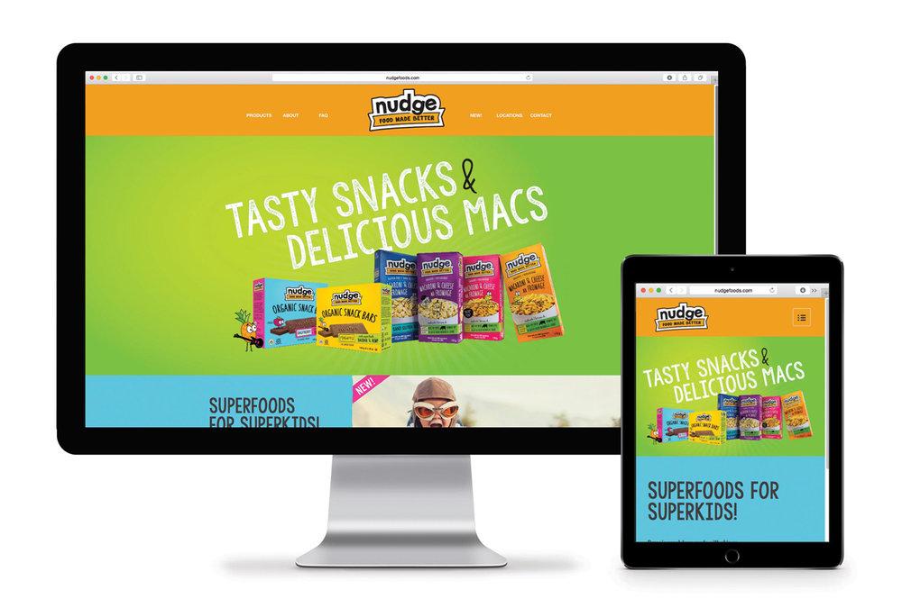 Nudge web design